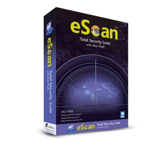 eScan Total Security Suite with cloud